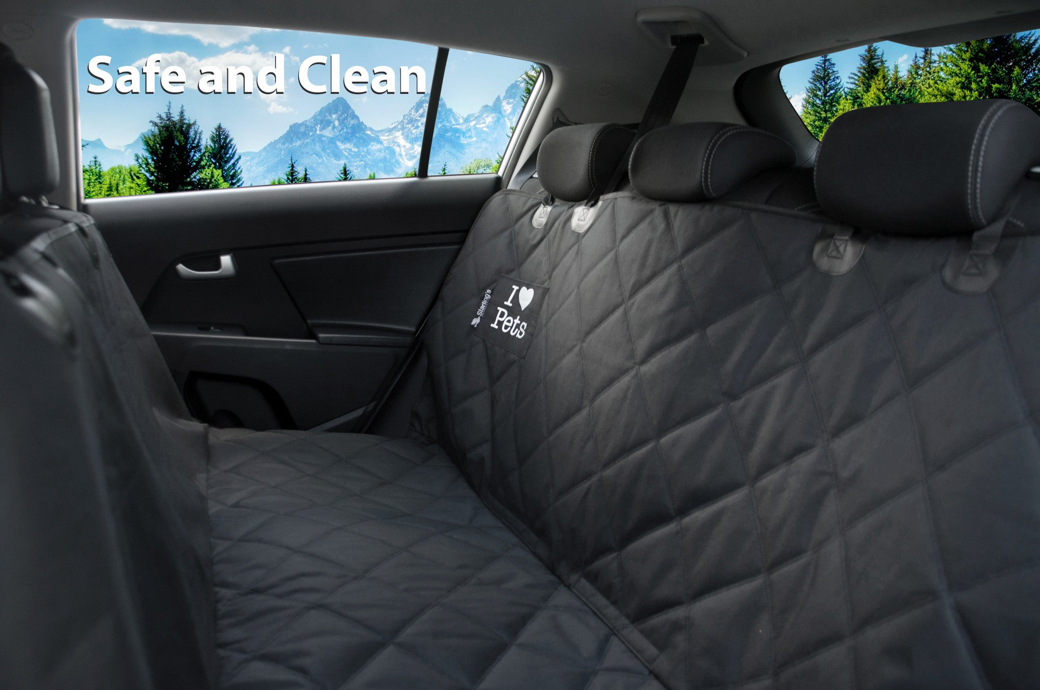 Pet Car Seat Cover – Starling\'s