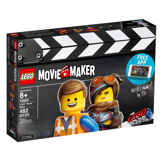 Lego - 70820 - Movie Maker