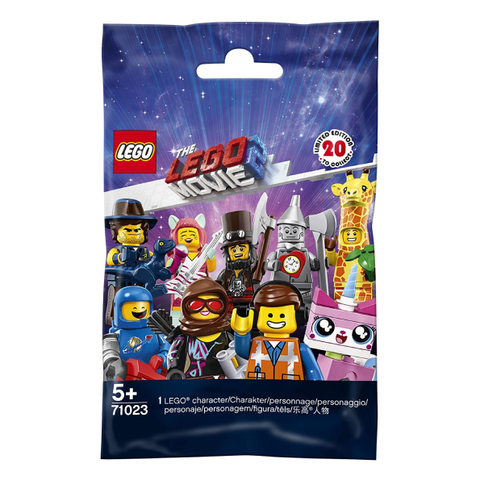 71023 - Lego - Lego Movie 2 Mini Figures