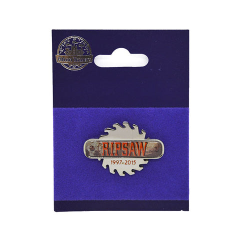 Ripsaw Pin Badge