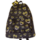 The Smiler Allover Print Backpack