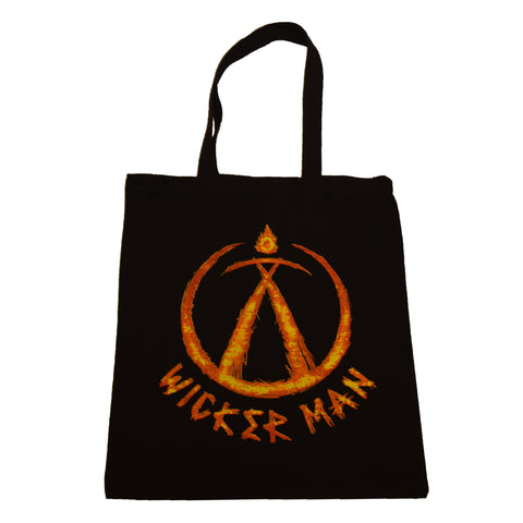 Wicker Man Tote Bag