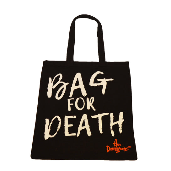 The Dungeons Tote Bag For Death