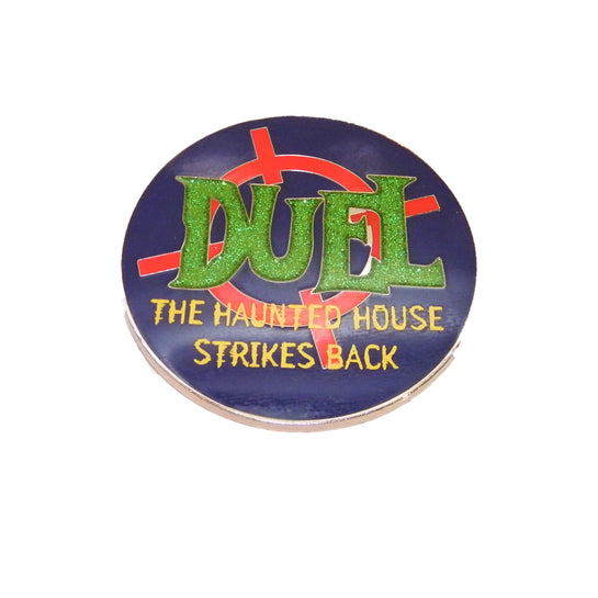 Duel Fridge Magnet
