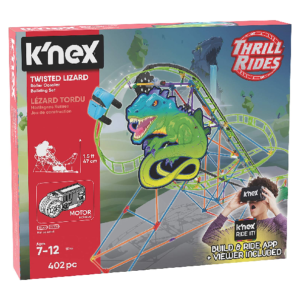 15146 - KNEX - Twisted Lizard