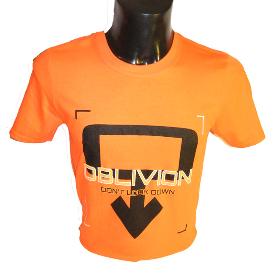 Oblivion Orange Tshirt