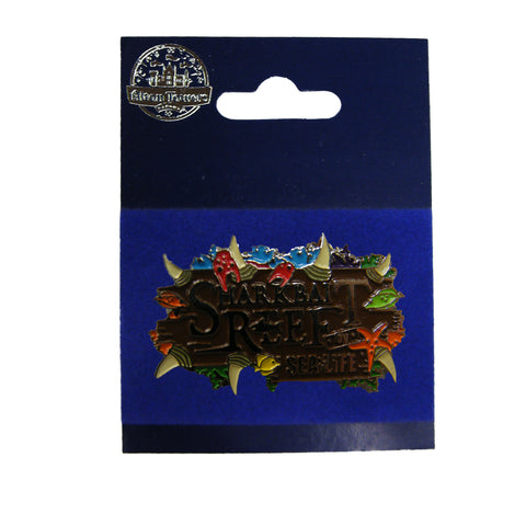 Sharkbait Reef Pin Badge