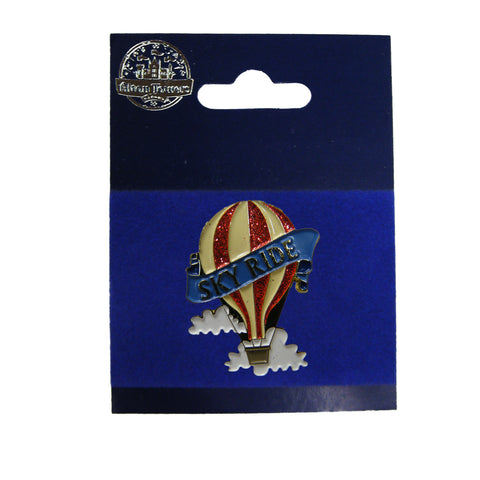 Sky Ride Pin Badge