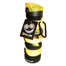 Load image into Gallery viewer, The Smiler Collapsable Water Bottle
