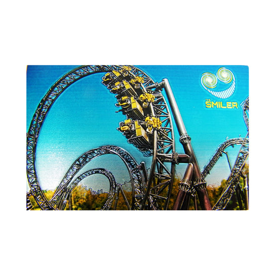 The Smiler Metallic Magnet