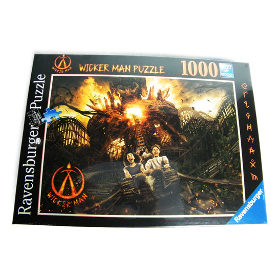 Wicker Man 1000 Piece Puzzle