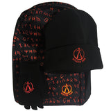 Wicker Man - Beanie, Gloves & Backpack Bundle