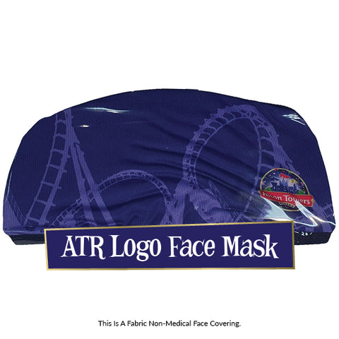 Alton Towers Reusable Face Mask