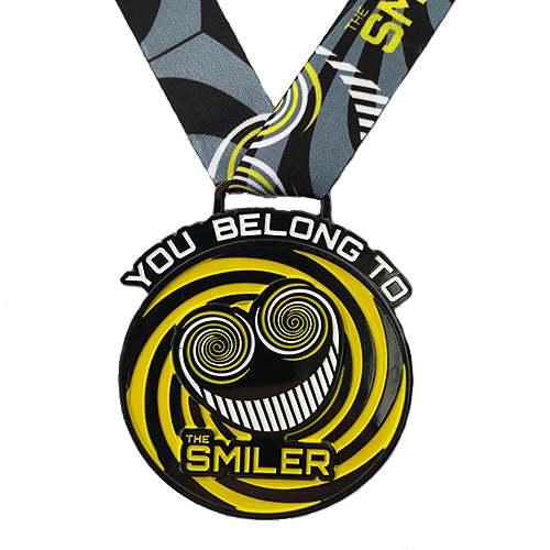 The Smiler Medal