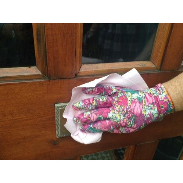 Ladies Gardening Gloves (2 Pairs) and Mini Pruning Secateurs Set. On Sale buy NOW!