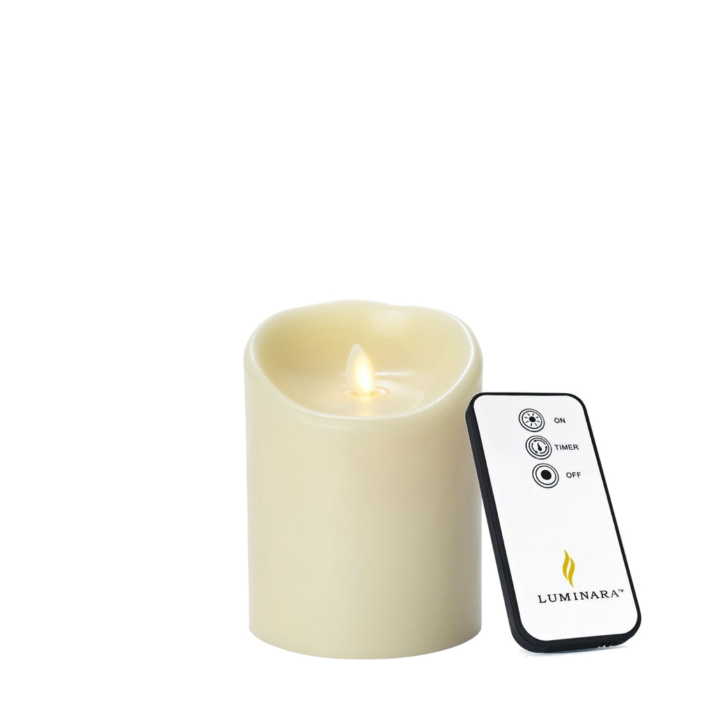 Home & Cosy Luminara Virtual Flameless Candle 8cm