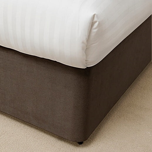 Home & Cosy Belledorm Divan Bed base Wrap (Chocolate)