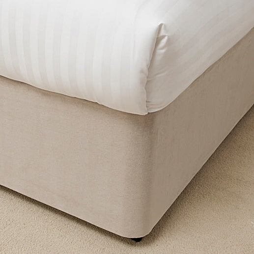 Home & Cosy Belledorm Divan Bed base Wrap (Linen)