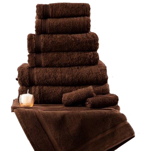 Belledorm Hotel Suite Madison Towel Chocolate