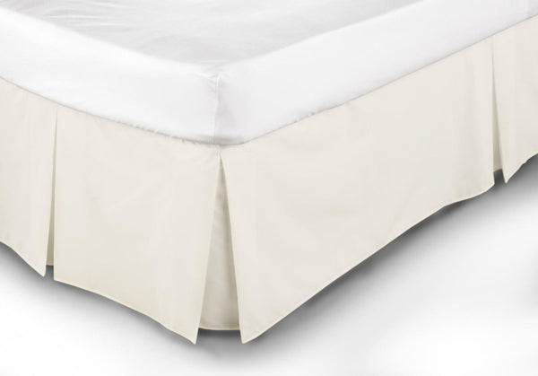 Belledorm Easi Fit Valance Pleat Ivory