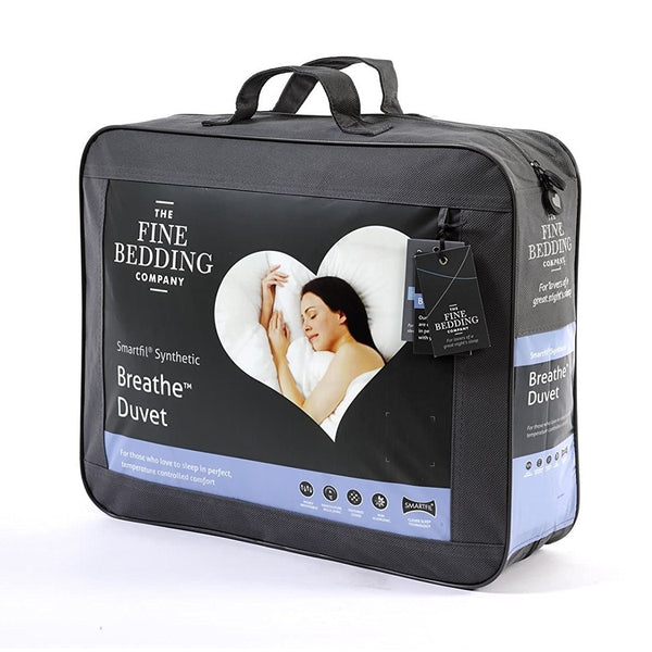 Fine Bedding Company Breathe 10.5 Tog Duvet