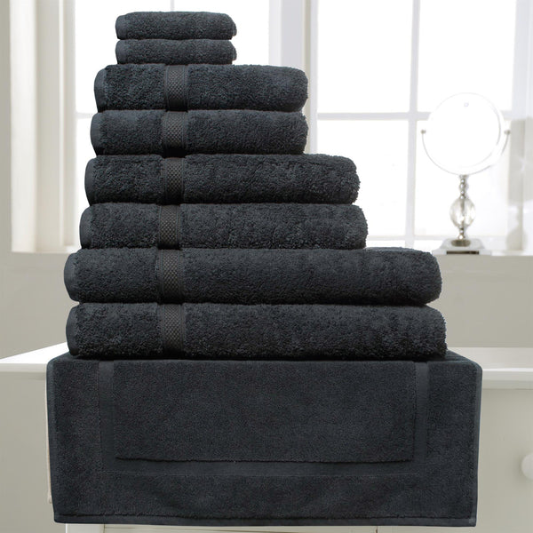 Belledorm Hotel Suite Madison Towel Pebble