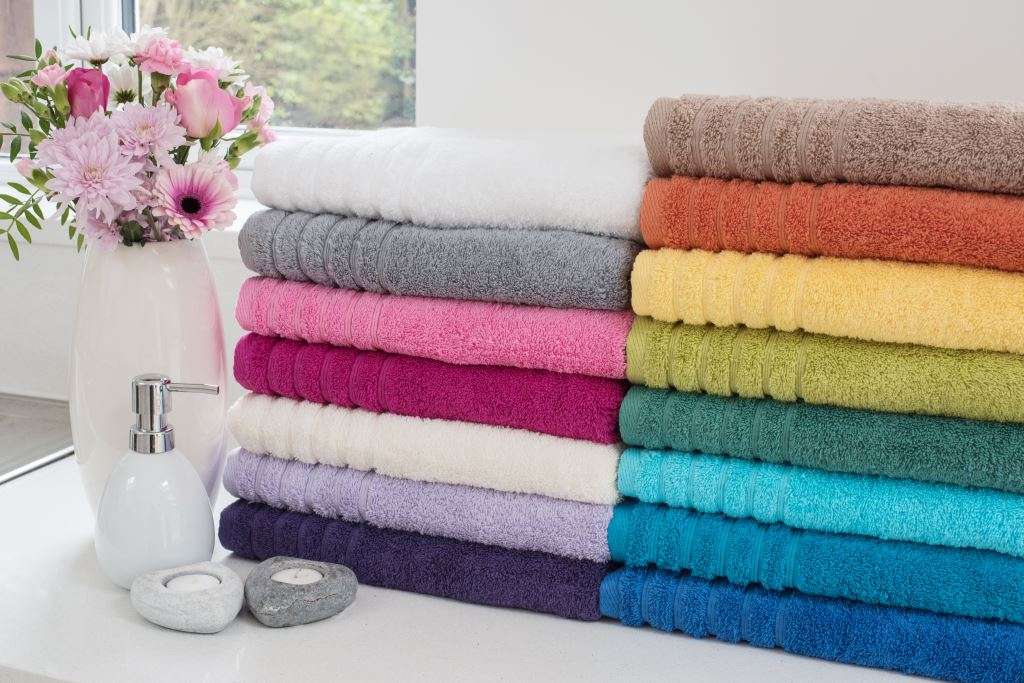 Elainer Home Living Elite Towel Marine