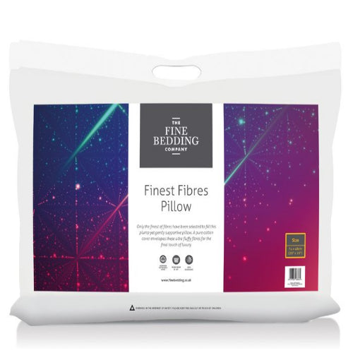 Fine Bedding Company Finest Fibres Pillow