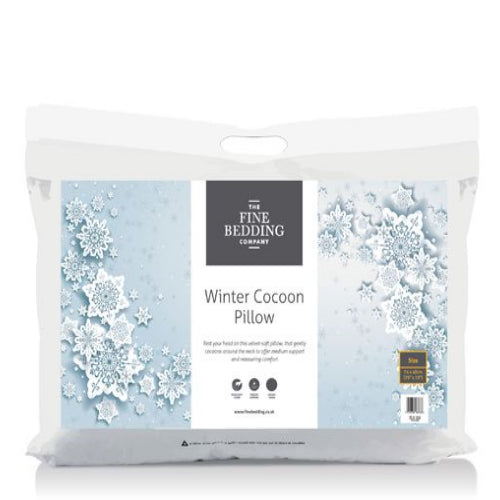Fine Bedding Company Winter Cocoon Pillow