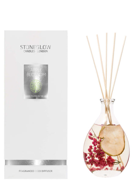 Stoneglow Candles Nautre's Gift Reed Diffuser Apple Blossom
