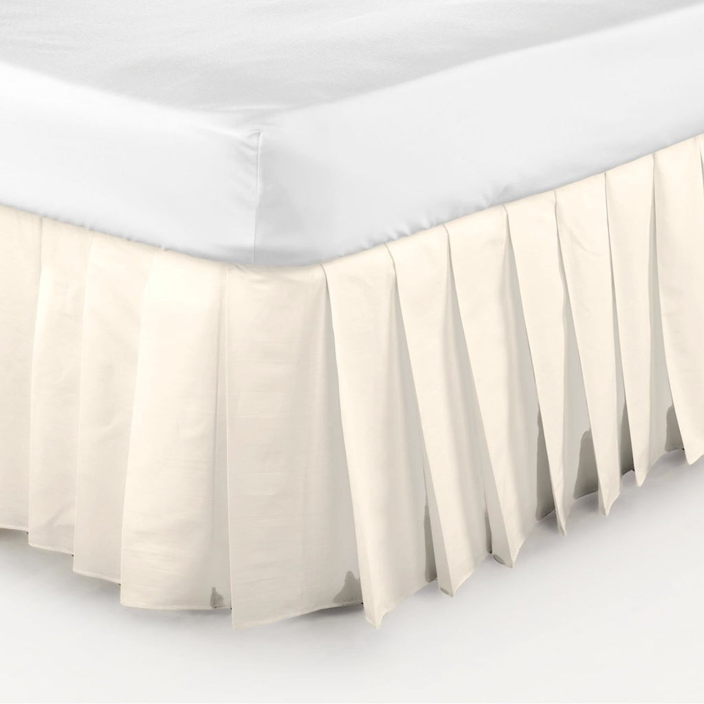 Belledorm Easi Fit Valance Knife Cream