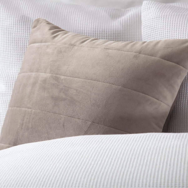 Belledorm Verona Mink Cushion Cover