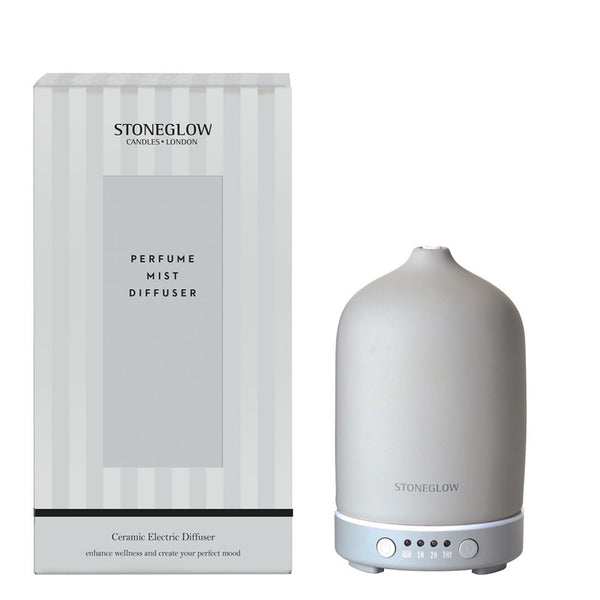Stoneglow Candles Modern Classics Perfume Mist Diffuser - Grey