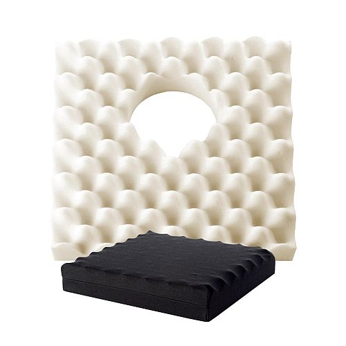 Putnams Deluxe Sero Polo Cut Out Pressure Relief Support Cushion