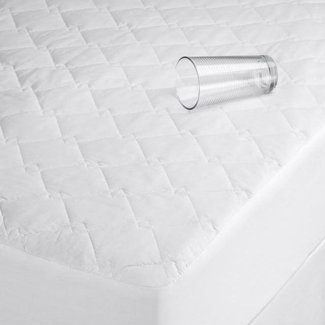Elainer 110gsm Filled Quilted Waterproof Mattress Protector
