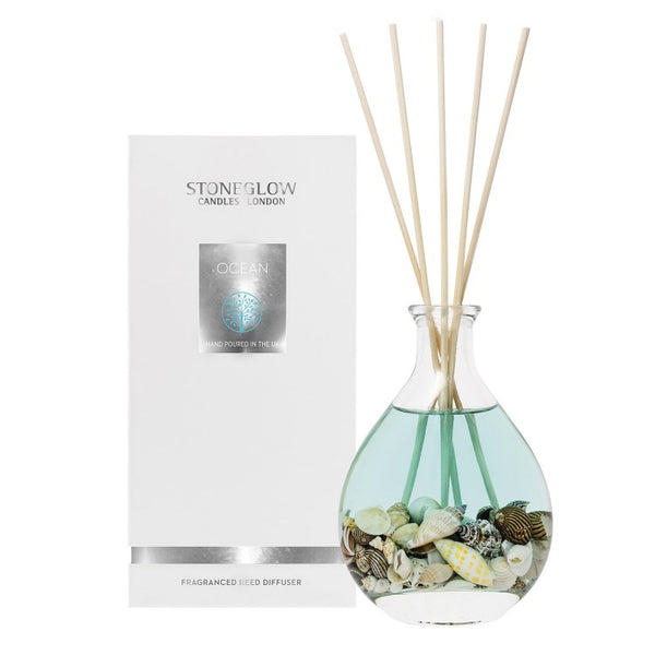 Stoneglow Candles Nautre's Gift Reed Diffuser Ocean