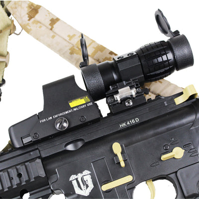 551 Holographic Sight and 3X Magnifier Combo