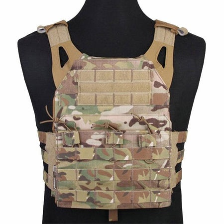 Multicam J Plate Carrier