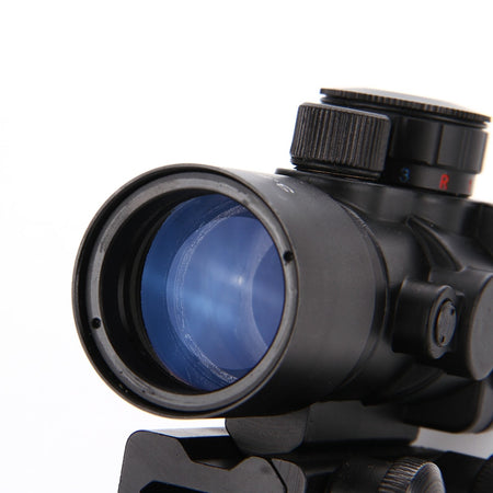 3.5X30 RGB Tri-Illuminated Compact Scope