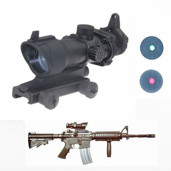 ACOG Red Dot Scope