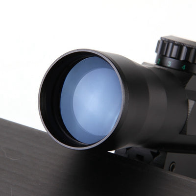 2x42 Red/Green Crosshair Scope