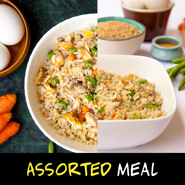 Assorted Meals - Monthly Subscription