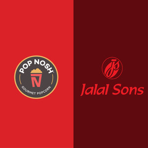 Pop Nosh Collaborates with Jalal Sons