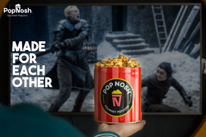 Here's How You Can Watch GOT with Pop Nosh