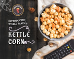 Load image into Gallery viewer, Kettle Corn (Sweet & Salty)
