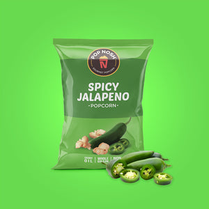Spicy Jalapeño Packs