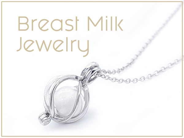 Breast Milk Jewelry Supplies