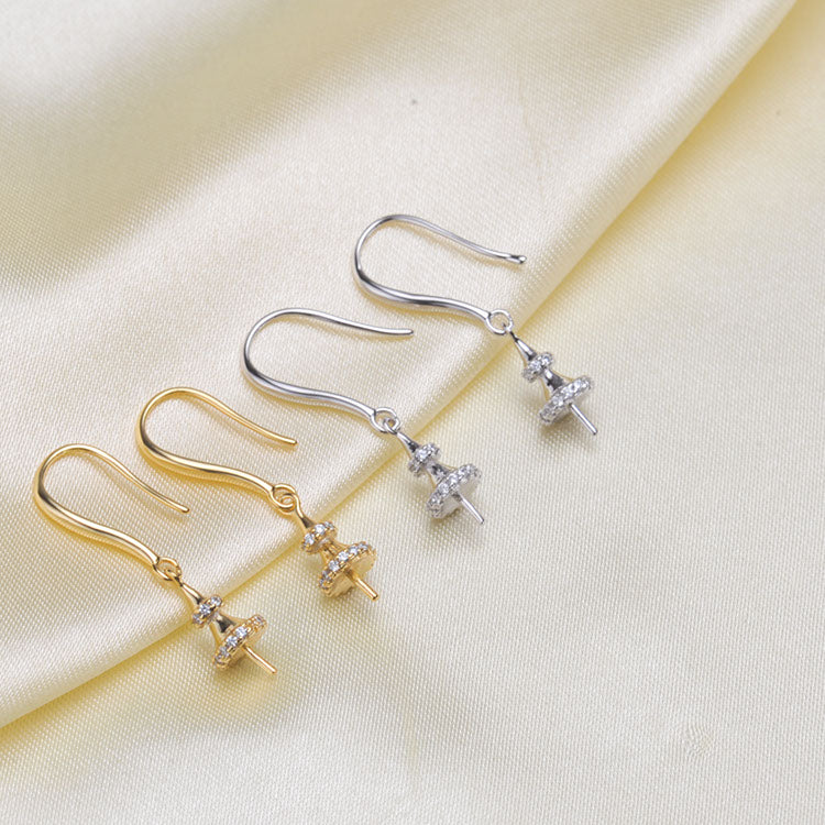 Breast Milk Earring Base - EE0104