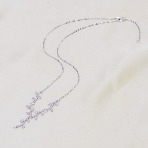 Breast Milk Charm Necklace - EN0011