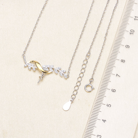 Breast Milk Charm Necklace - EN0012